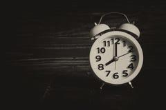 Antique alarm clock. Stock Image