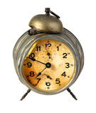 Antique alarmclock Royalty Free Stock Image