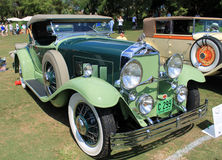 Antique american car Stock Photos