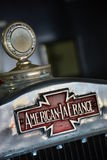 Antique American LaFrance Fire Engine Stock Image
