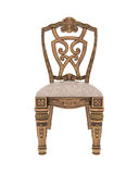 Antique arm chair Royalty Free Stock Images
