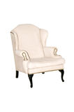 Antique arm chair Stock Photography