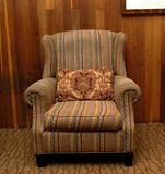 Antique armchair Stock Photography