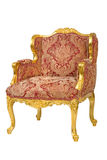 Antique armchair Stock Image