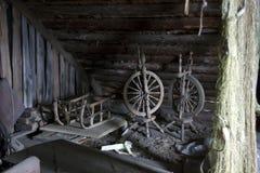 Antique attic Stock Images