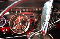 Antique automobile Stock Photography