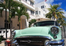 Antique Automobile Stock Photos
