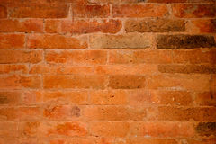 Antique Baked Clay Brick Stock Photography