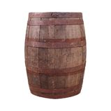Antique barrel Royalty Free Stock Photos
