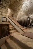 antique barrels деревянное Стоковые Изображения RF