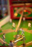 Antique Baseball Arcade Game Royalty Free Stock Images