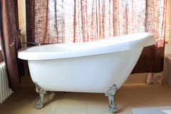 Antique bath Royalty Free Stock Photography