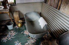 Antique Bath Tub Royalty Free Stock Photo