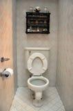 Antique bathroom Royalty Free Stock Image