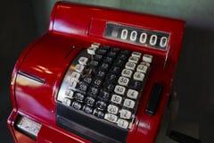Antique Cash Register Royalty Free Stock Photo