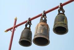 Antique bells Stock Photos