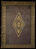 Antique bible cover Stock Images
