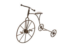 Antique Bike Royalty Free Stock Images