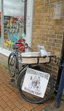 Antique Bike Royalty Free Stock Photo