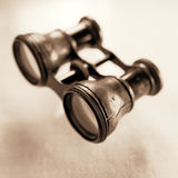 Antique binocular 3 Stock Images