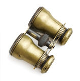 Antique Binoculars Royalty Free Stock Photos