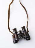 Antique binoculars Royalty Free Stock Images