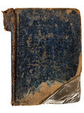 Antique Blank Book Stock Photography
