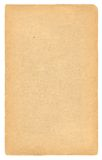 Antique blank paper page Stock Image