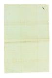 Antique blue paper Stock Photos