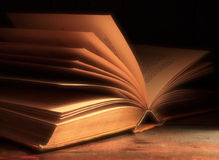 Antique book royalty free stock photography