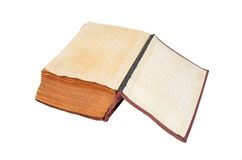Antique book Stock Photography