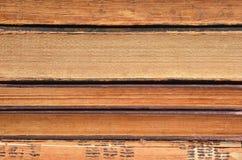Antique book stack Stock Photos