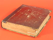 Antique Book V royalty free stock image
