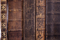 Antique books Royalty Free Stock Photo