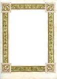 Antique Border Royalty Free Stock Photography