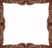 Antique border 2 Royalty Free Stock Images
