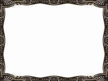 Antique border 4 Stock Image