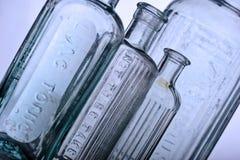 antique bottles Στοκ φωτογραφίες με δικαίωμα ελεύθερης χρήσης