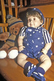 Antique Boy Doll, Cape Cod, Massachusetts Royalty Free Stock Photo