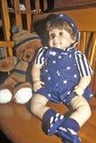 Antique Boy Doll, Cape Cod, Massachusetts Royalty Free Stock Photo