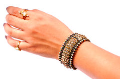 Antique Bracelet Jewellery Royalty Free Stock Photos