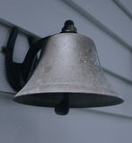 Antique Brass Bell Royalty Free Stock Photo
