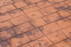 Antique Brick Royalty Free Stock Photo