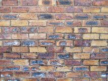 Antique Brick Wall Stock Photos