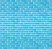 Antique brick wall. seamless pattern. Royalty Free Stock Images