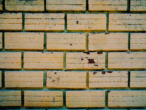 Antique bricks. To build home Royalty Free Stock Photo