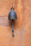 Antique bronze bell Royalty Free Stock Photo