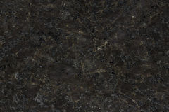Antique Brown granite macro surface Stock Images