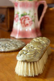 Antique brush. Stock Images