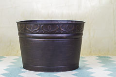 Antique Bucket Royalty Free Stock Photo